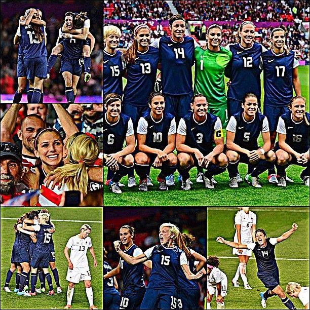 Photo By 2wenty 4our Instagram Soccer Abbywambach Girlpower Women S Soccer Team Usa Soccer Women Womens Soccer