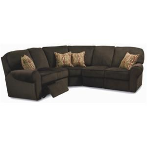 Megan 3 Piece Sectional Sofa By Lane Miskelly Furniture