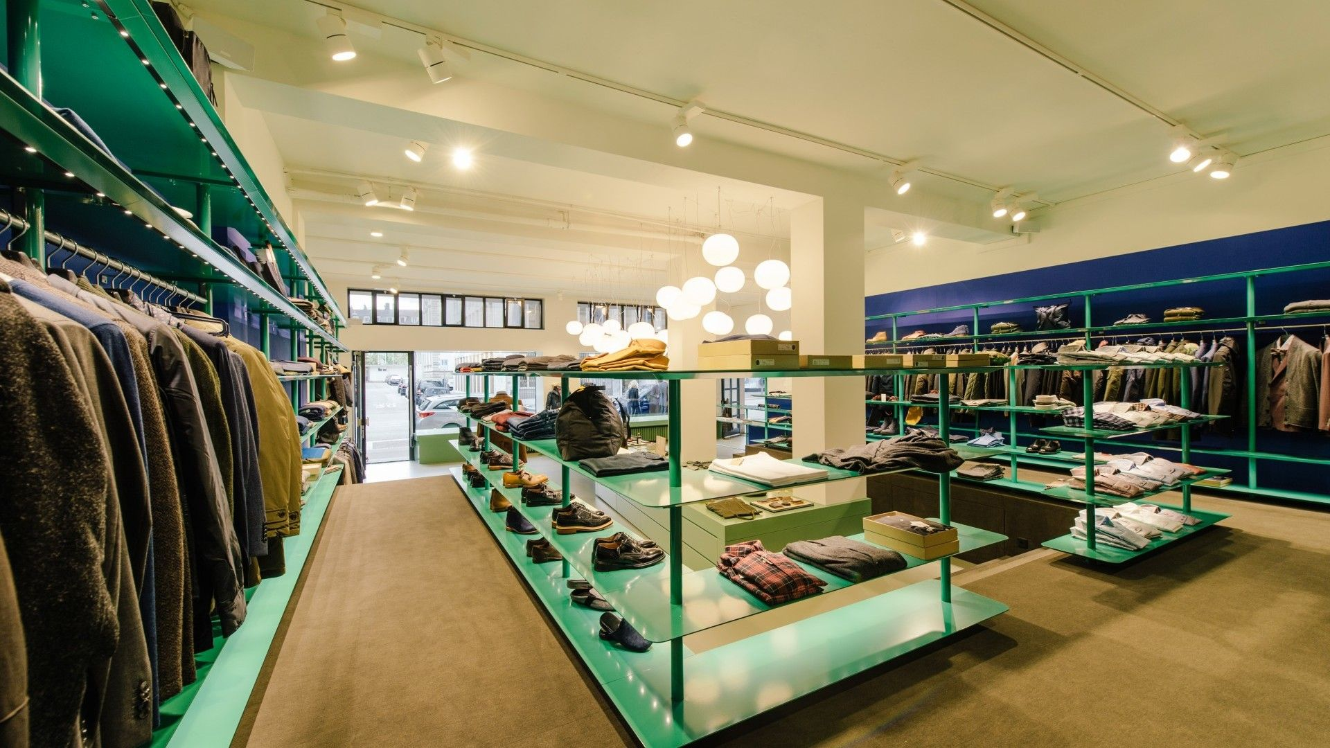 Your Local Guide To Style and Fashion in Zurich: STORES & GOODS presents AP & CO// Kreis 1