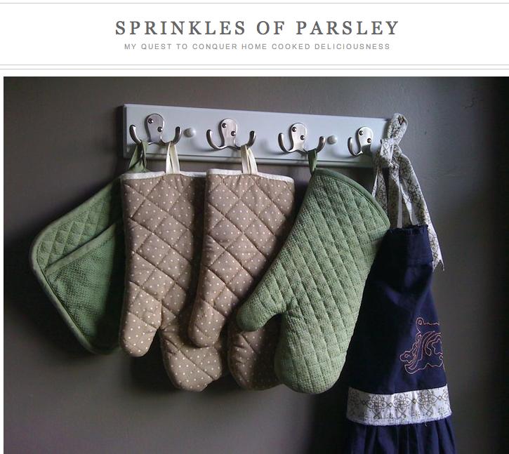 Sprinkles of Parsley
