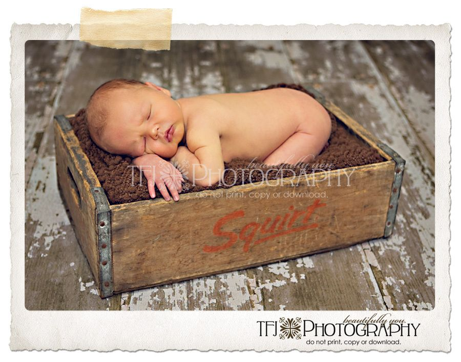 Must Have Newborn Photography Props