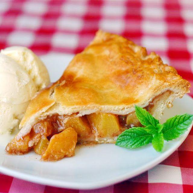 Sour Cream Pastry Crust Peach Pie So Easy To Make Recipe Peach Pie Sour Cream Pastry Pastry Crust