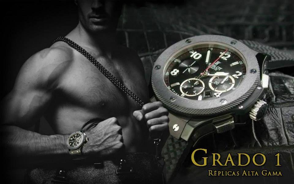 Diseño e Imagen de Marca. REPLICAS GRADO 1 - RELOJES ALTA GAMA http://www.facebook.com/ReplicasGrado1