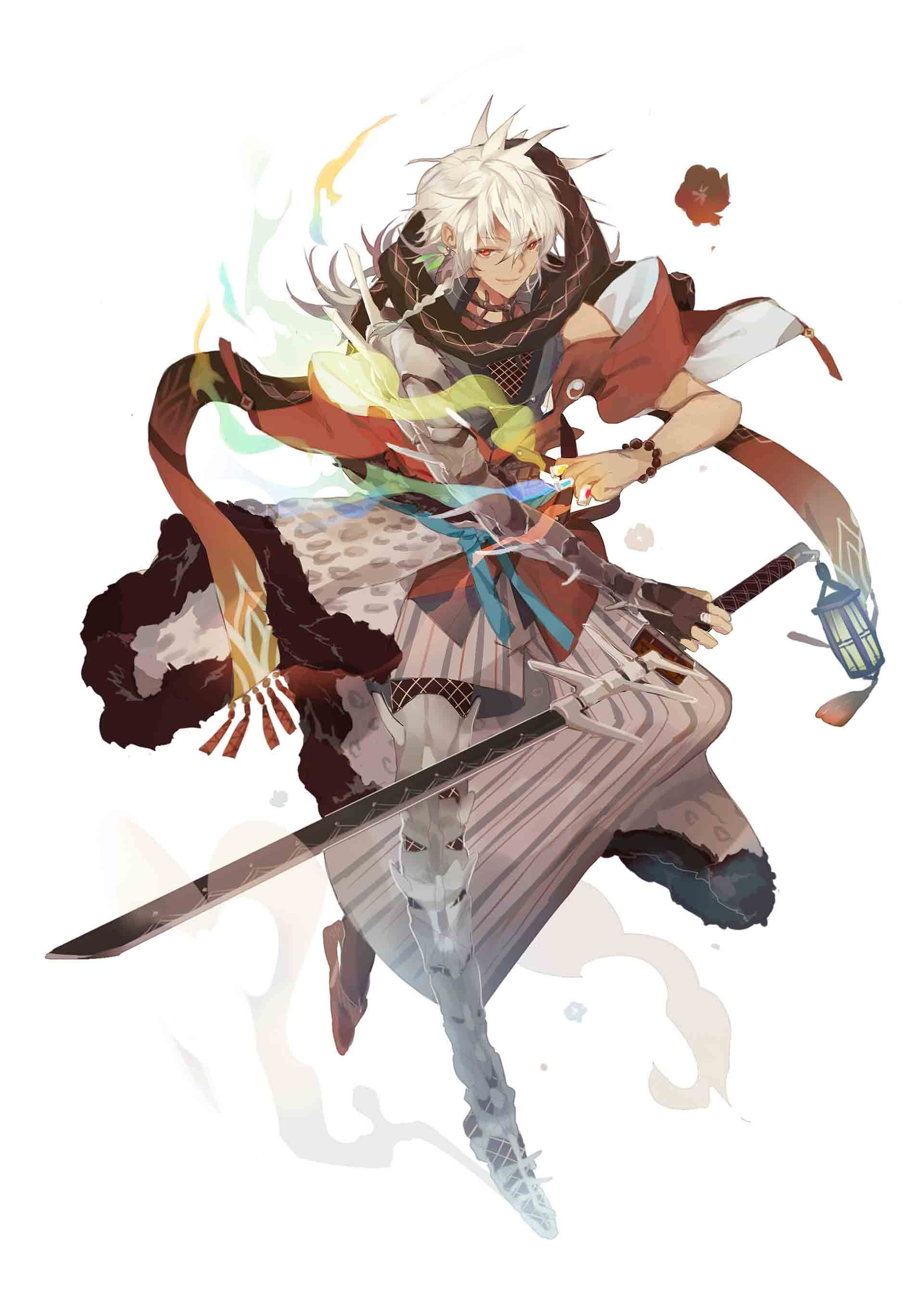 Anime Character Design Contest : Valiant force contest vagabond ronin reference