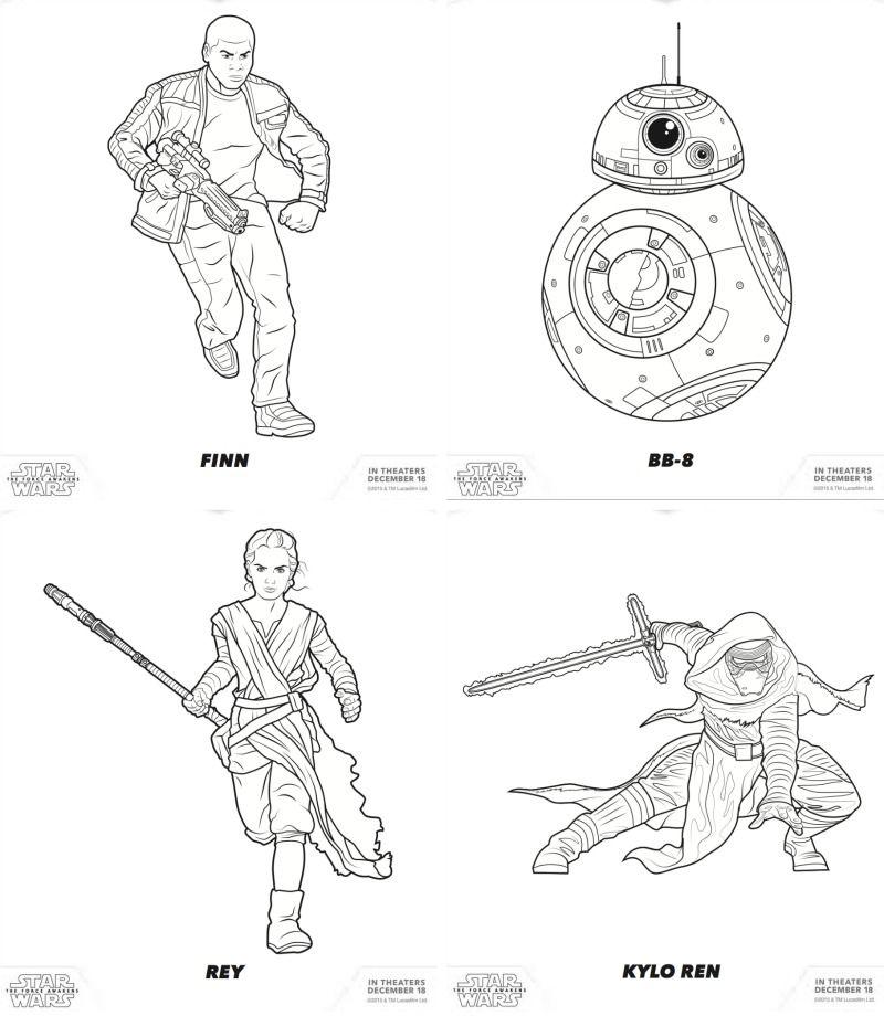Star Wars Robot Bb 8 Free Star Wars The Force Awakens