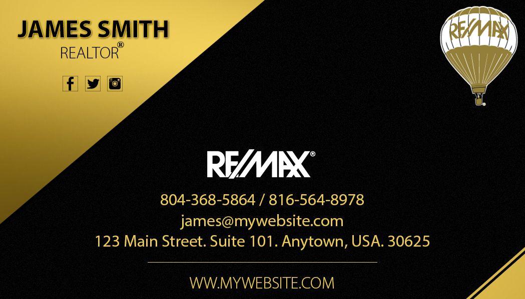 Remax Visitenkarten Folie Mit Remax Visitenkarten