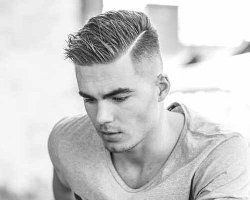 Twenty Five Ideal Men's Limited Hairstyles 2014-2015