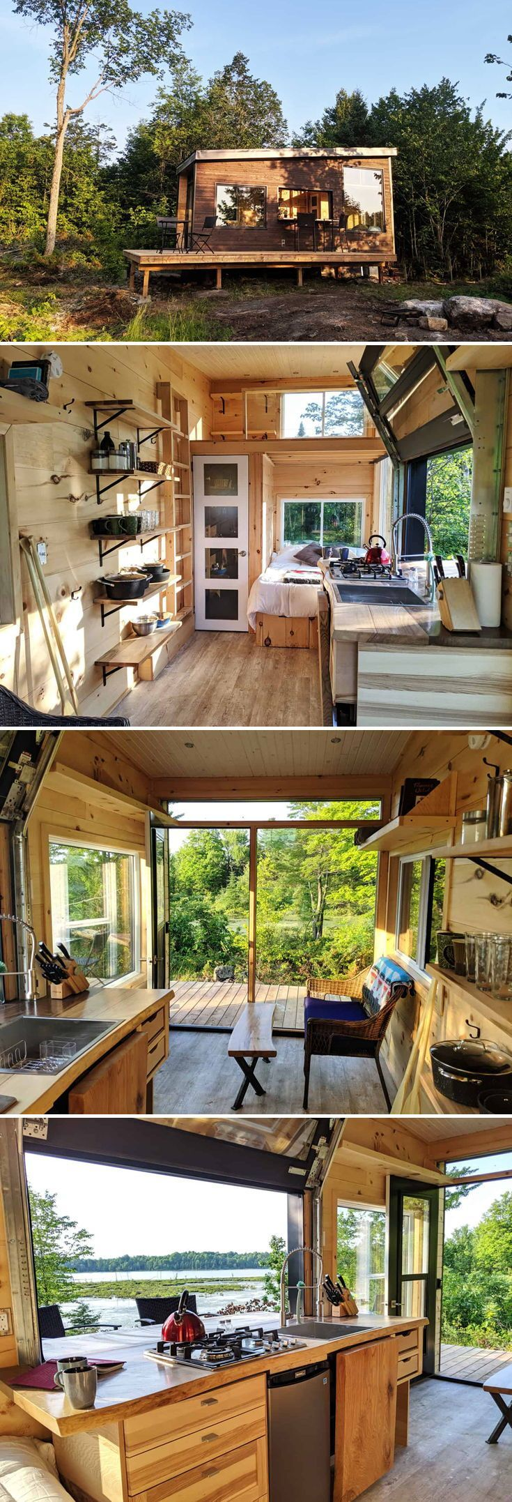 Photo of Mica by Cabinscape – Tiny Living