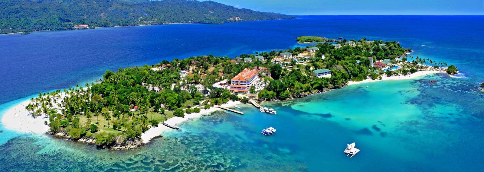 DOMINICAN REPUBLIC  Luxury Bahia Principe Cayo Levantado  Hotels
