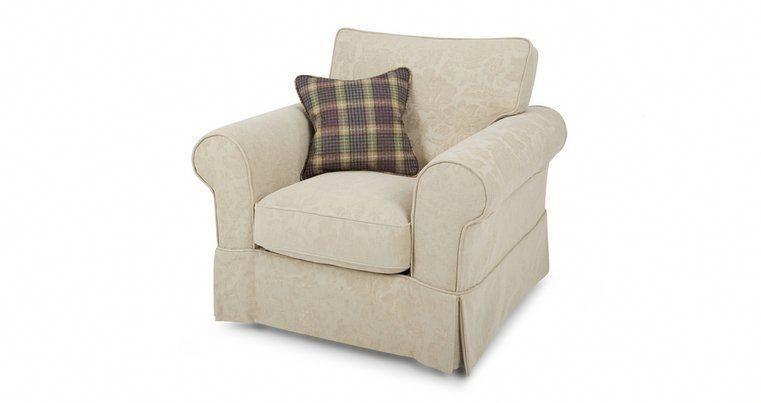 Bedroom Chair Dfs Canopy Walmart Kendal Pattern Armchair Ireland Patternedarmchair
