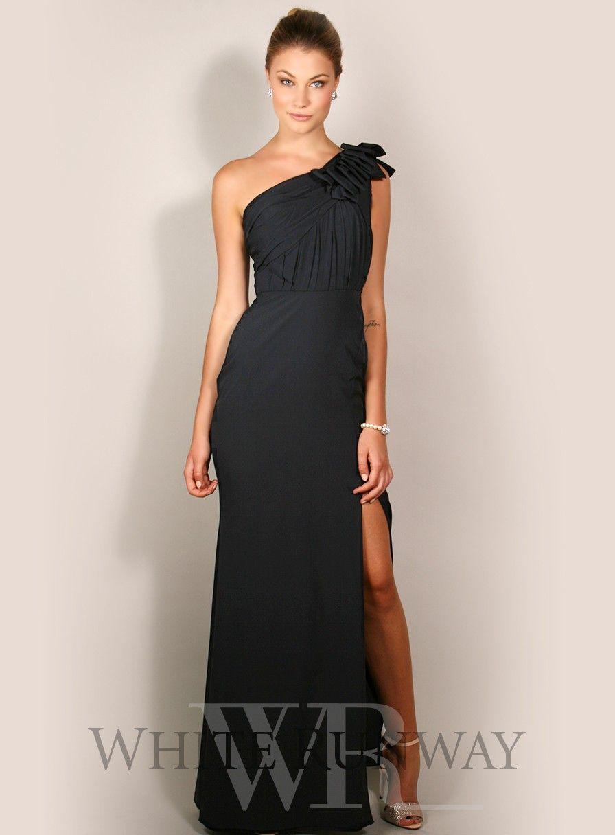 3e12445bc03 Kamilla One Shoulder dress. Kamilla One Shoulder dress Black Tie ...