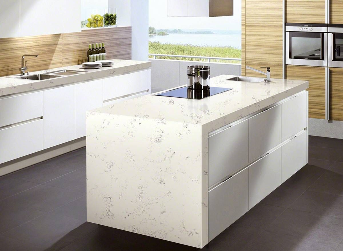 Best Carrara Marmi Quartz Features Subtle Veining That Adds 400 x 300
