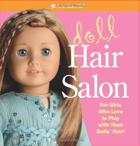 How to Make an American Girl Doll Look New Again #dollcare