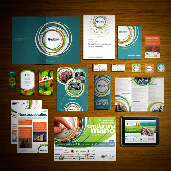 graphic design and branding projects by circo - Graphic Design Project Ideas