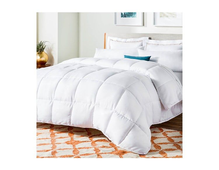 11 Summer Comforters To Keep You Snug And Cozy But Not Hot Cool Comforters Fluffy Comforter Down Comforter