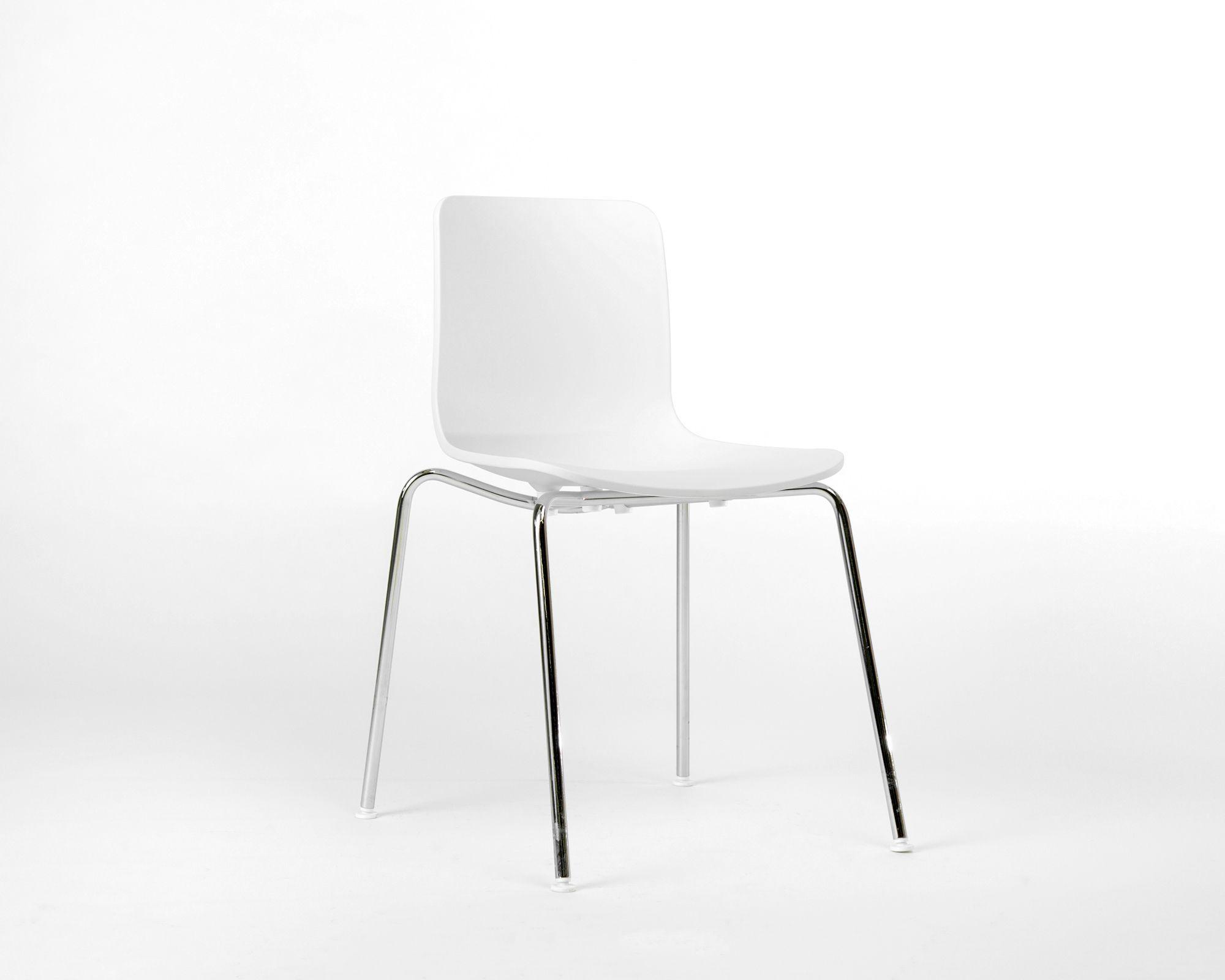 Hal Tube Chair White Rove Concepts