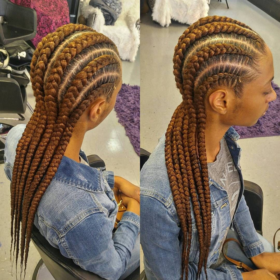 Love This Not Necessarily The Colour The Style Braided Hairstyles Natural Hair Styles For Black Women Hair Styles
