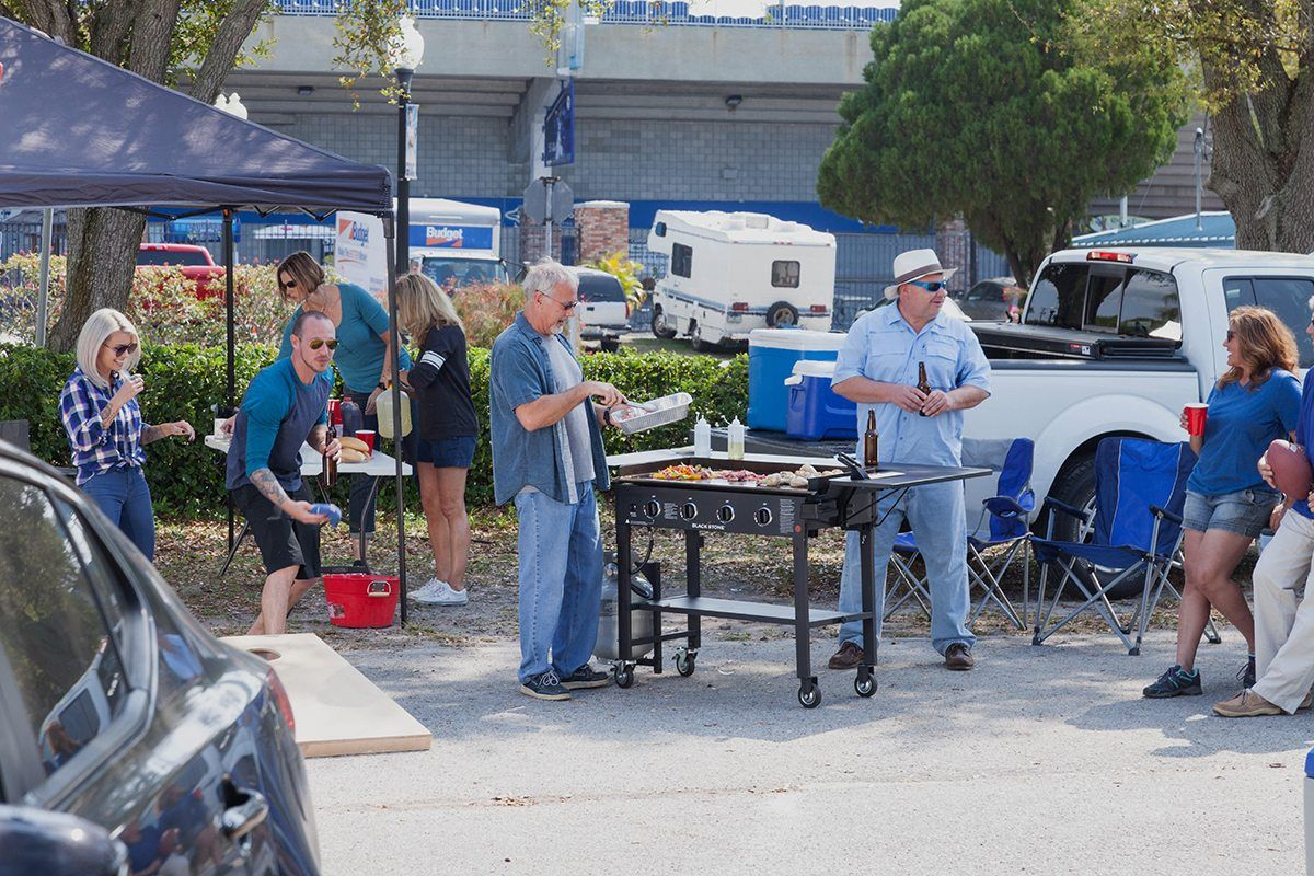 Here are some of the outstanding tailgating tips that you