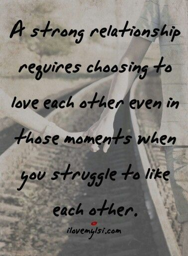 Relationship Love Quote Choose To Love Each Other Even When You Donu0027t Like  One