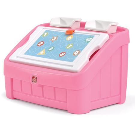Home Pink Toy Box Kids Toy Boxes Toy Storage Boxes