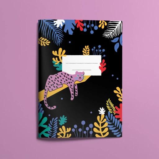 Zeszyt A4 Do Nauki Pisania W Trojlinie Ocean 9018683134 Allegro Pl Gifts Supplies Notebook