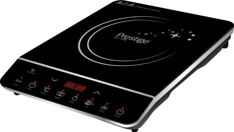 Prestige Multi Cook Induction Cooktop Pr50353 Induction Cooktop The Prestige Induction