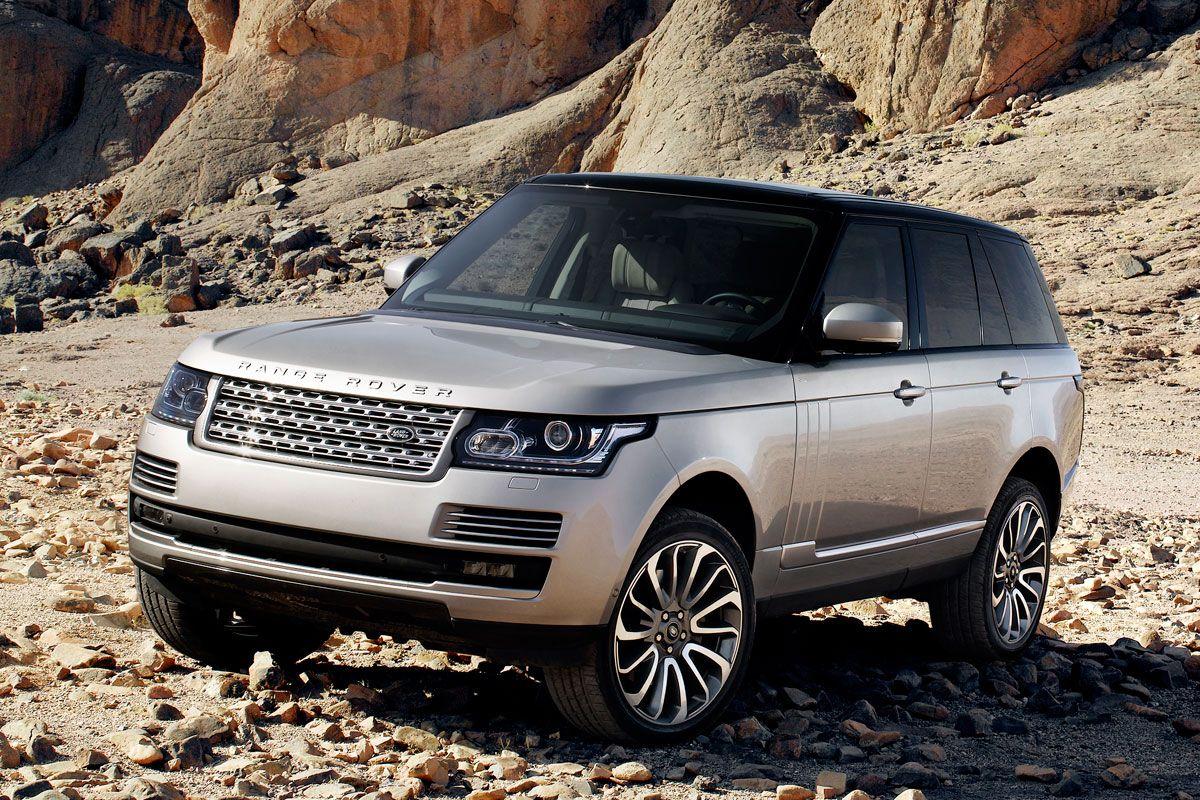 Land Rover Range Rover New range rover evoque, Range