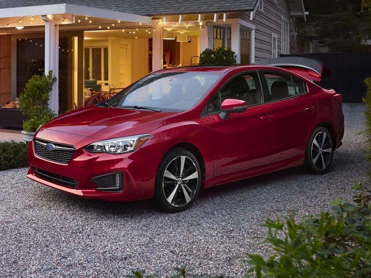 2019 Subaru Impreza 2.0I New Release (With images