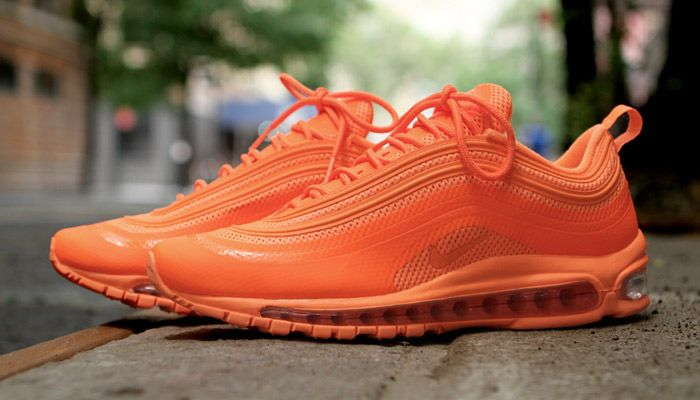 Nike Air Max 97 Hyperfuse Total Orange | Nike air max 97