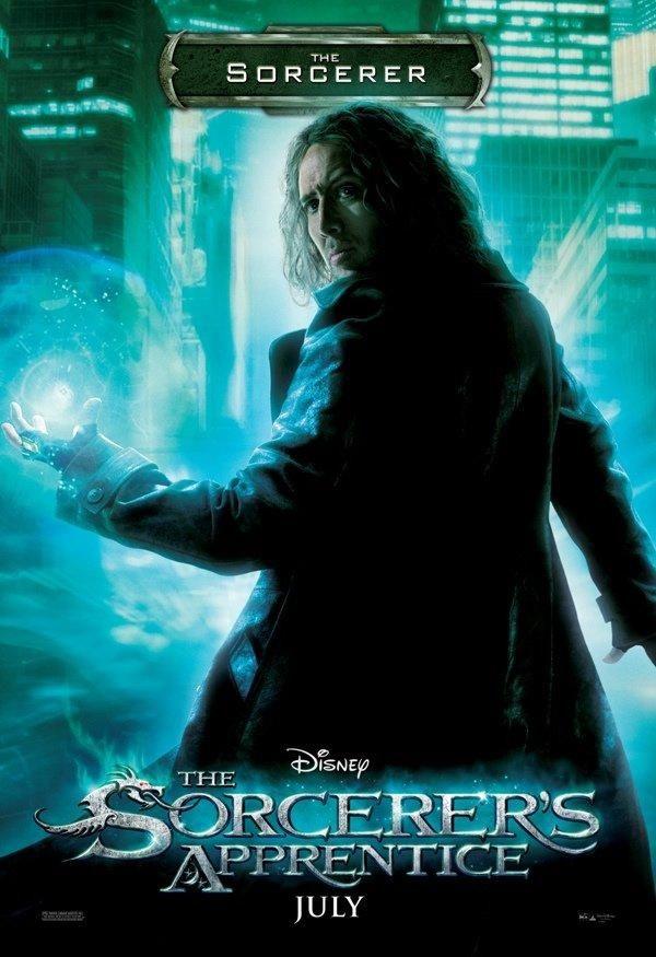 The Sorcerer S Apprentice 2010 Peliculas Completas Carteles De Cine Peliculas