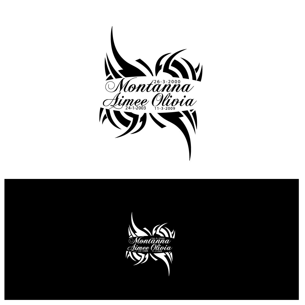 27 Elegant Tattoo Designs Modern logo design, Tattoo