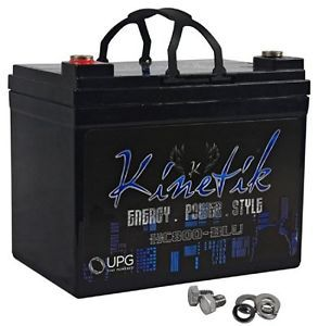 kinetik hc800 blu 800w 12v high current agm car audio battery power cell blu s - Categoria: Avisos Clasificados Gratis  Item Condition: New Kinetik Hc800 Blu 800w 12v High Current Agm Car Audio Battery Power Cell blu SPrice: US 111.78See Details