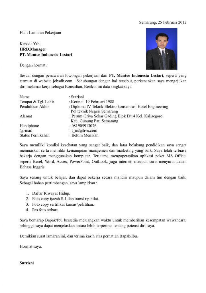 Contoh Surat Lamaran Kerja Marketing Yang Baik Dan Benar Dalam Bahasa Inggris Creative Cv Template Riwayat Hidup Cv Kreatif