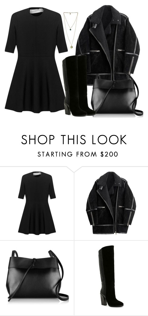 """Sem título #2070"" by beatrizvilar ❤ liked on Polyvore featuring Victoria, Victoria Beckham, H&M, Kara and ALDO"