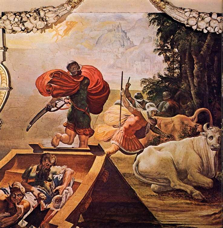 helios cattle odyssey google search ulysses project