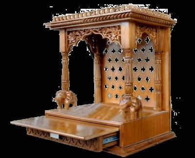 Wooden Temple Mandir In Teak Wood Temple Design For Home Wooden Temple For Home Pooja Room Door Design