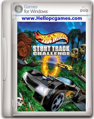 Hot Wheels Stunt Track Challenge Game Free Download Full Version