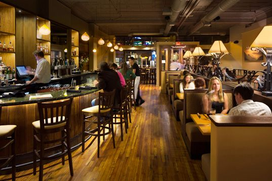 Chestnut Asheville Restaurant Design Commercial Interior Design
