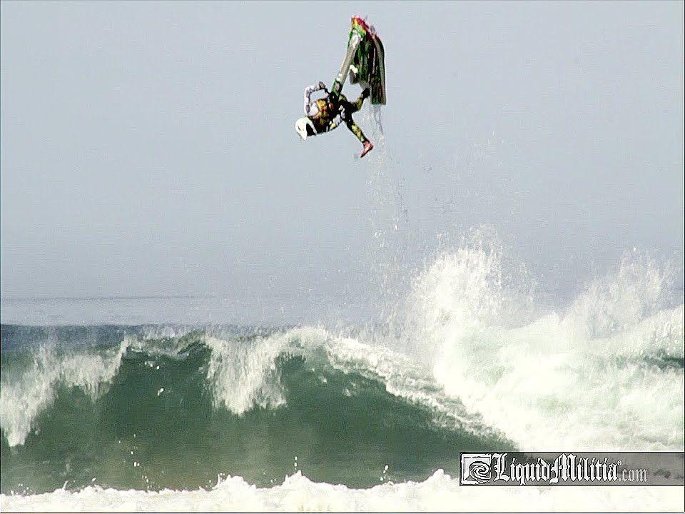 Zack Bright Pismo Beach Spring Break Freeride