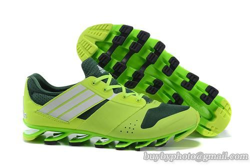 online store 8e1b9 9cf89 ... free shipping adidas springblade v running shoes green jade cheapshoes  sneakers runningshoes popular 86e06 80fd1