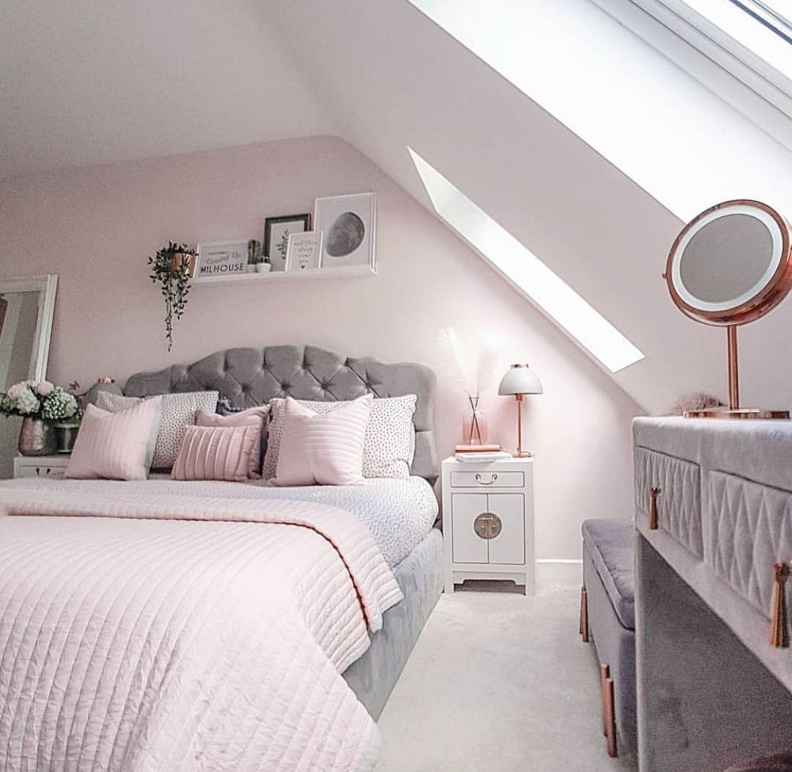 Pinterest Scottythoughts Bedroom Decor Grey Pink Stylish Bedroom Design Bedroom Decor For Couples