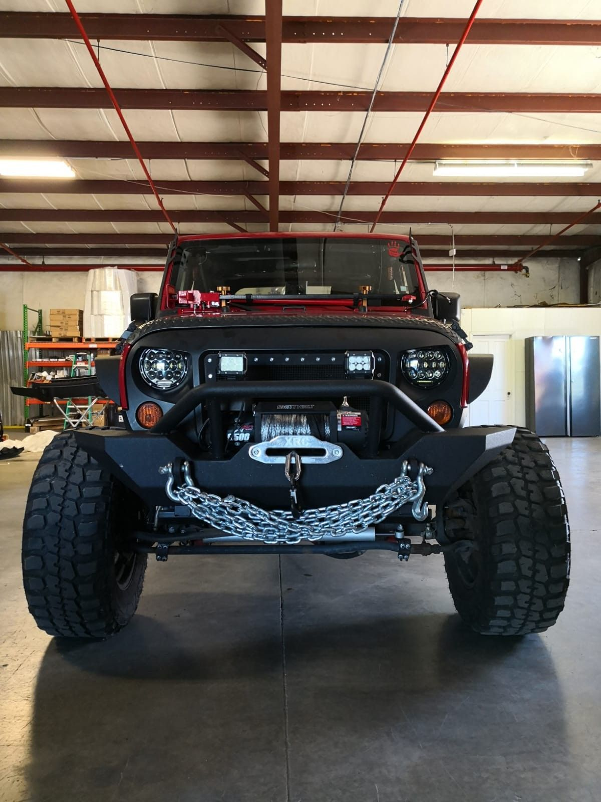 Buy Parts For Your Jeep Wrangler Click And See Jeep Wrangler Headlights Jeep Wrangler Jeep