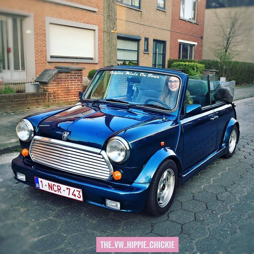 What Do You Think This Original Mini Cabriolet Photo Credit