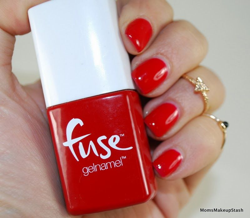 Fuse by Sensationail Gelnamel At-Home Gel Nails (8 days and going ...