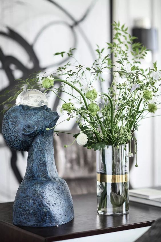 May Pinterest Top 15 Pins Chloe Dominik Decor Flower Vases Design #tall #sculpture #for #living #room
