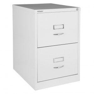 2 Drawer Metal File Cabinet Legal Size