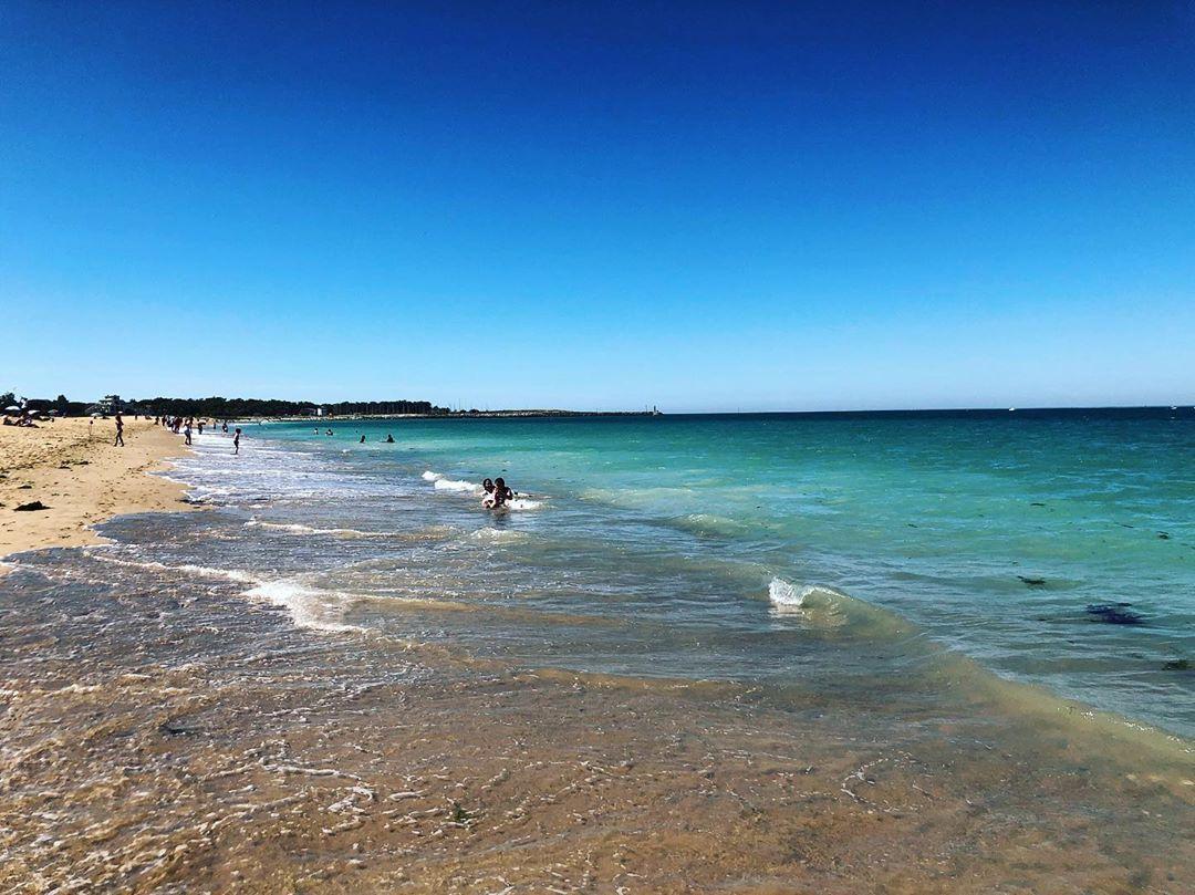 ☀️Le soleil est de sortie ☀️  plage  lazytime  enjoy  blue  atlantique  goodtime  nerienfaire  sun  may  summer  charentemaritime  oleron  octavelephotographe