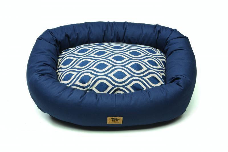 West Paw Bumper Bed Cotton