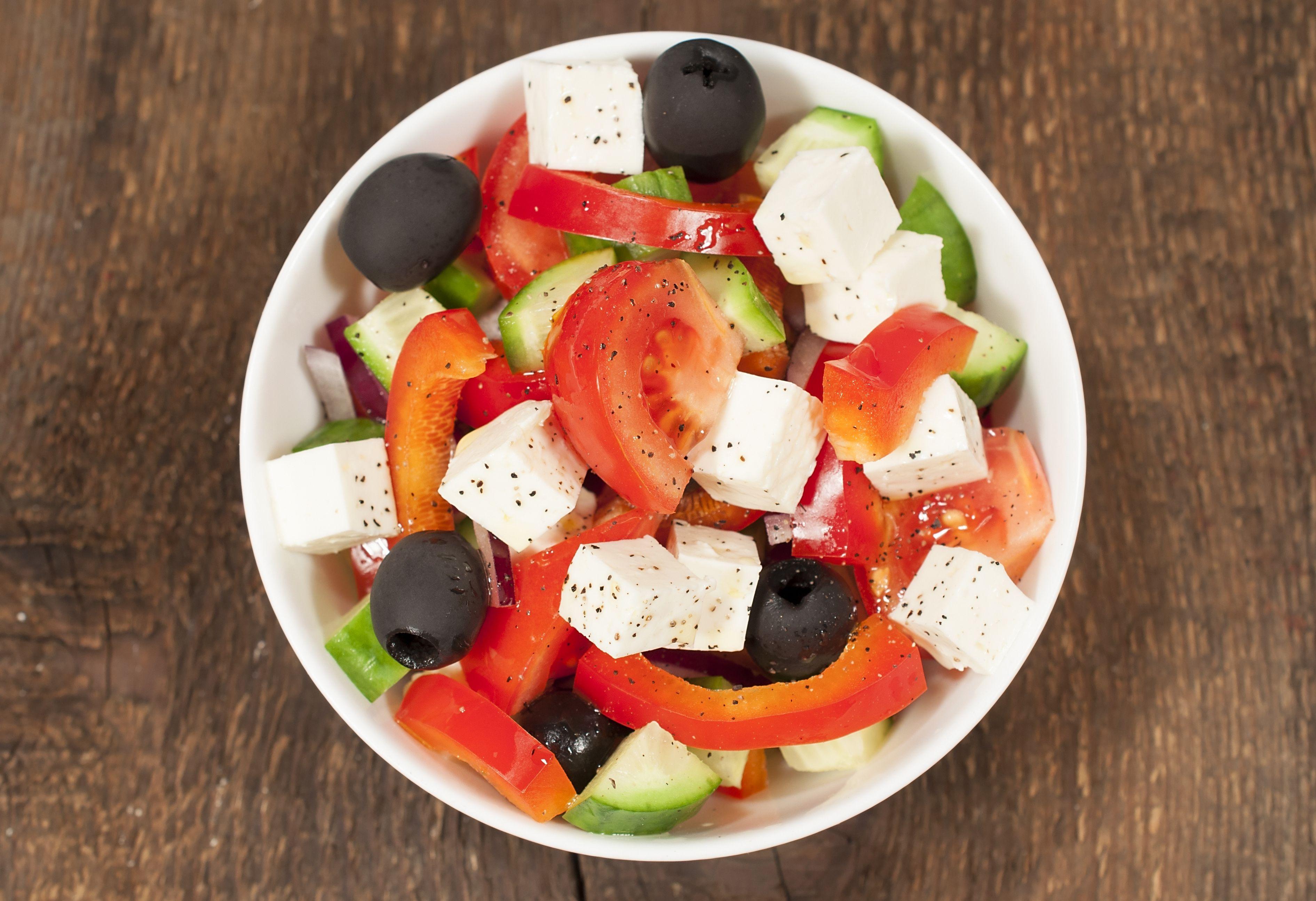 Los beneficios de seguir una dieta mediterránea - Fundación Banmédica - Isapre Vida Tres