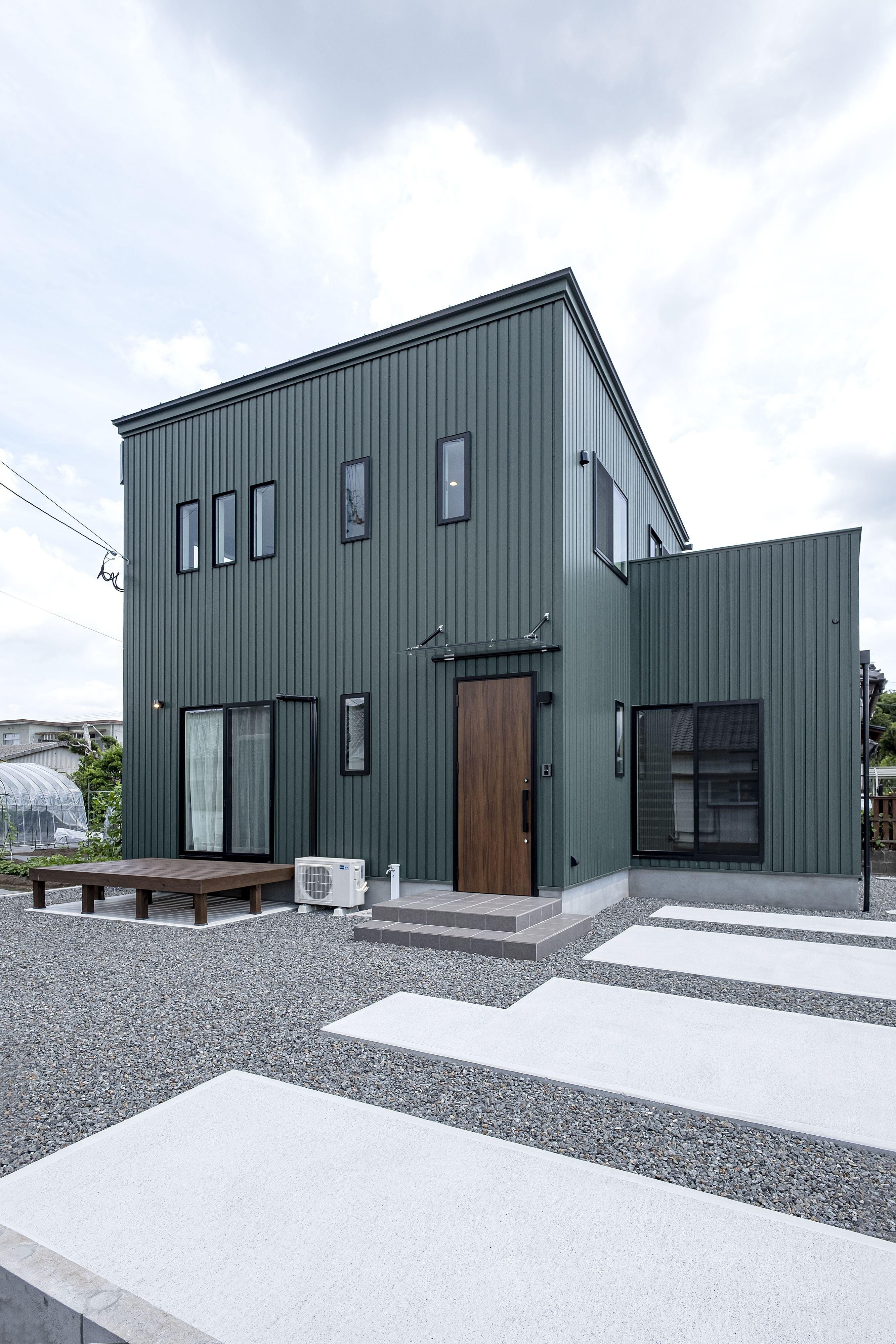 Woodbox ローコスト住宅 住宅 外観 日本 住宅